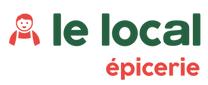 Logo epicerie le local