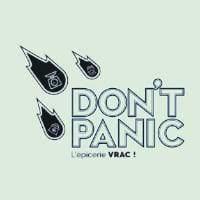 Logo Don't panic
