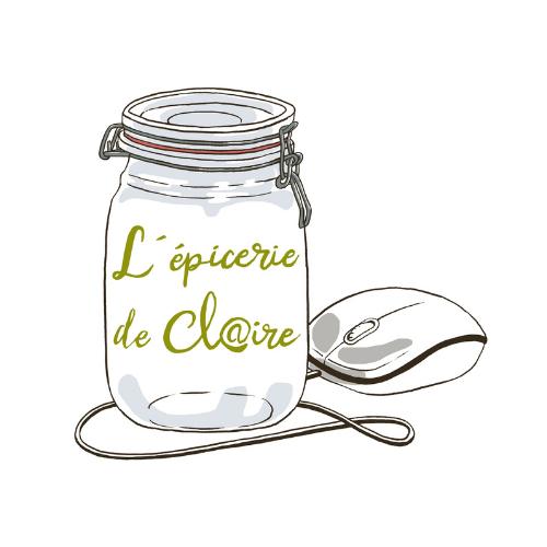 Logo l'épicerie de Claire